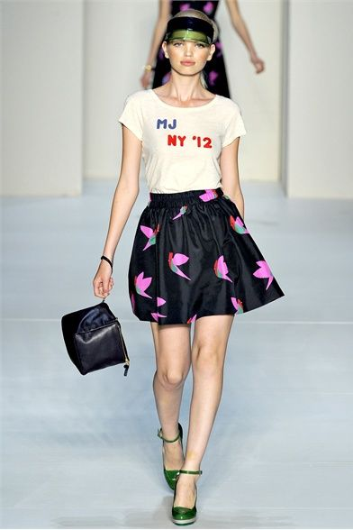 Marc by Marc Jacobs. S/S 2012