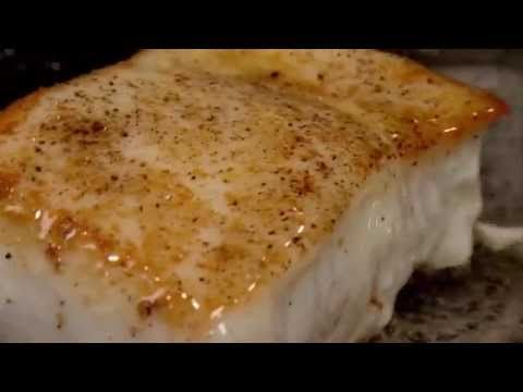 Nick Stellino Recipe: Sauteed Halibut - YouTube