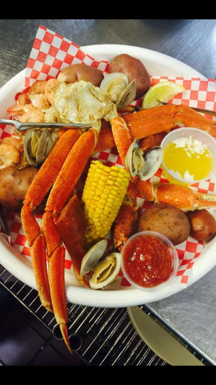 Shells Seafood Restaurant, Brandon FL