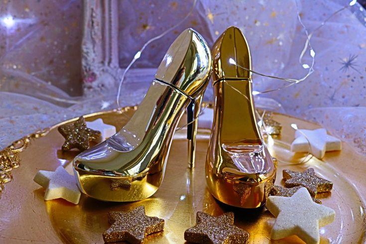 Geschenk-Tipp: Jorge González GLAMOUR & HEELS Eau de Parfum EDICIÓN ORO und PLATA #Düfte #Parfum #DobnerKosemtik