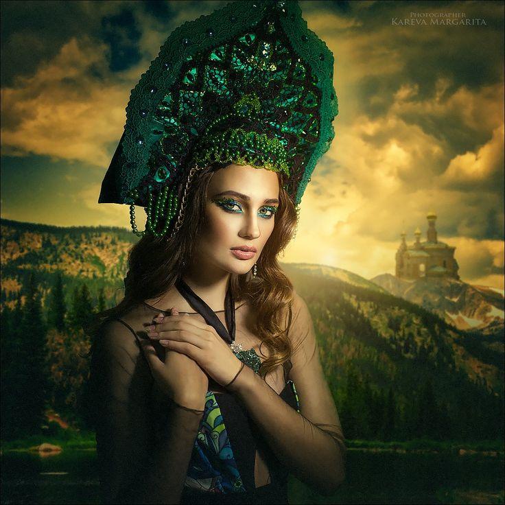 Photograph Russian fairy tales by Margarita Kareva