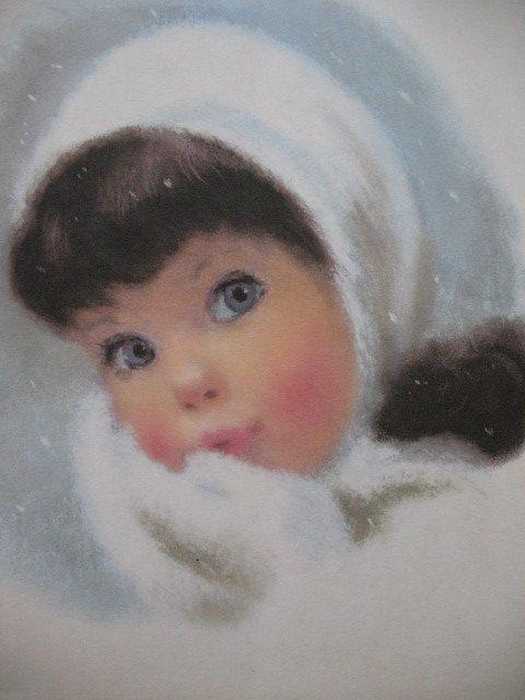 Set of 4 Vintage Childrens Prints by stylishpast on Etsy