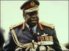 25 January, 1971 ♦ Idi Amin ousts Uganda president