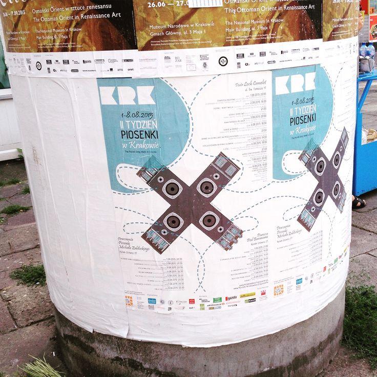 Trwa II Tydzien Piosenki w Krakowie. Biuro prasowe festiwalu prowadzi CONNECTION public relations #IITydzieńPiosenki #CONNECTIONpublicrelations