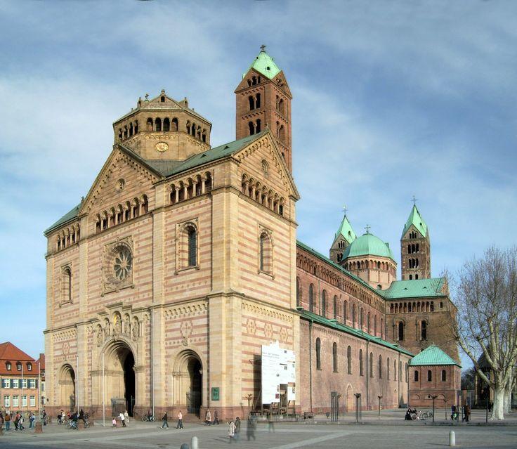 ● Шпейерский собор. 1030-1061 гг, своды: 1090-1103 гг.: 289 изображений найдено в Яндекс.Картинках