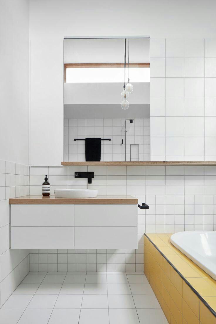 les 2286 meilleures images du tableau salle de bain sur pinterest salle de bains salles de. Black Bedroom Furniture Sets. Home Design Ideas