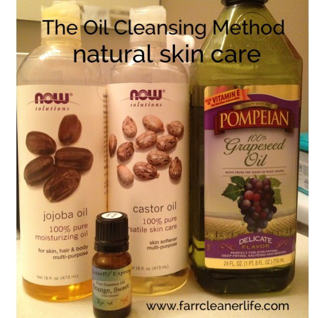 The Hippie Things I Do: My Natural Skin Care Regime | Farr Cleaner Life