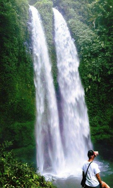 Tiu Teja Waterfall, Lombok