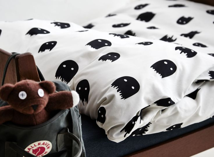 Monster bedding, by ONO Design