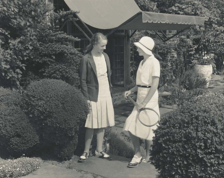 Vintage tennis style gallery - Vogue Australia