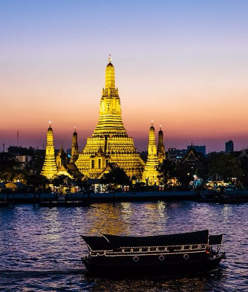 Deal of the Day: Fly to Bangkok, Manila, or Singapore for Under $250