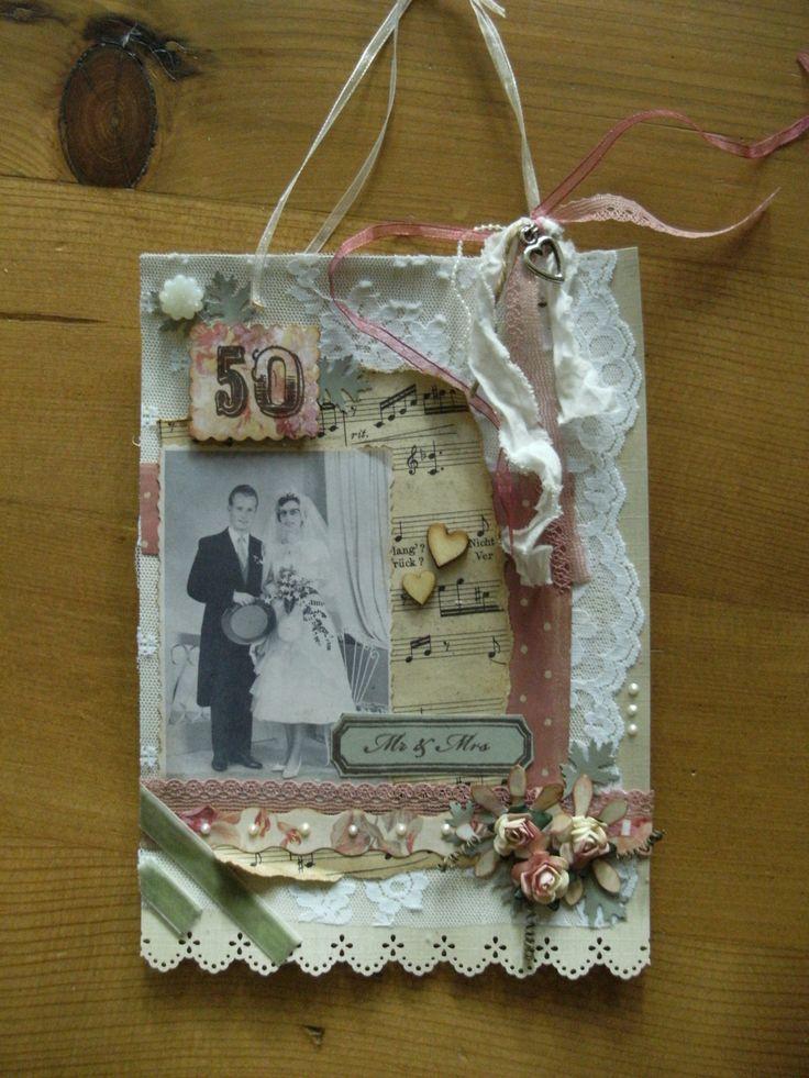 oom en tante 50 jaar getrouwd – #125getrouwd #20jaargetrouwd #50jaargetrouwd #en…