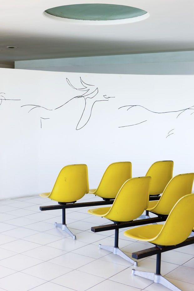 Schön Office Of Architect Oscar Niemeyer In Ypiranga Building (Copacabana, Rio De  Janeiro)