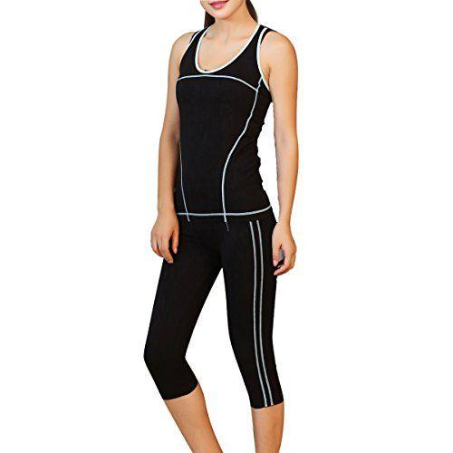 #Encounter #Damen #Sportbekleidung #Set #Yoga #Gym #Fitness #Shirt #Tank #Top und #Yoga #Capri #Hosen #Leggings #Set Encounter Damen Sportbekleidung Set Yoga Gym Fitness Shirt Tank Top und Yoga Capri Hosen Leggings Set, , S: Tank top Länge: 55cm Fehlschlag : 64cm-80cm Hosenlänge : 56cm Taille: 60cm-76cm Hüfte: 64cm-88cm, M:Tank top Länge: 56 cm Fehlschlag : 68cm-86cm Hosenlänge : 56.5cm Taille: 62cm-80cm Hüfte: 68cm-92cm, L:Tank top Länge: 57cm Fehlschlag : 72cm-92cm Hosenlänge : 57cm…
