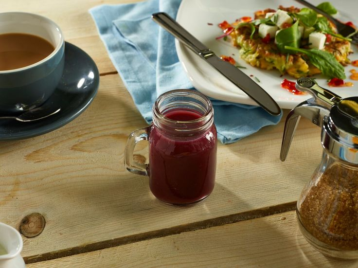 Our Mason Jars are not only an excellent way to serve cocktails, they are a fantastic addition to any breakfast table!