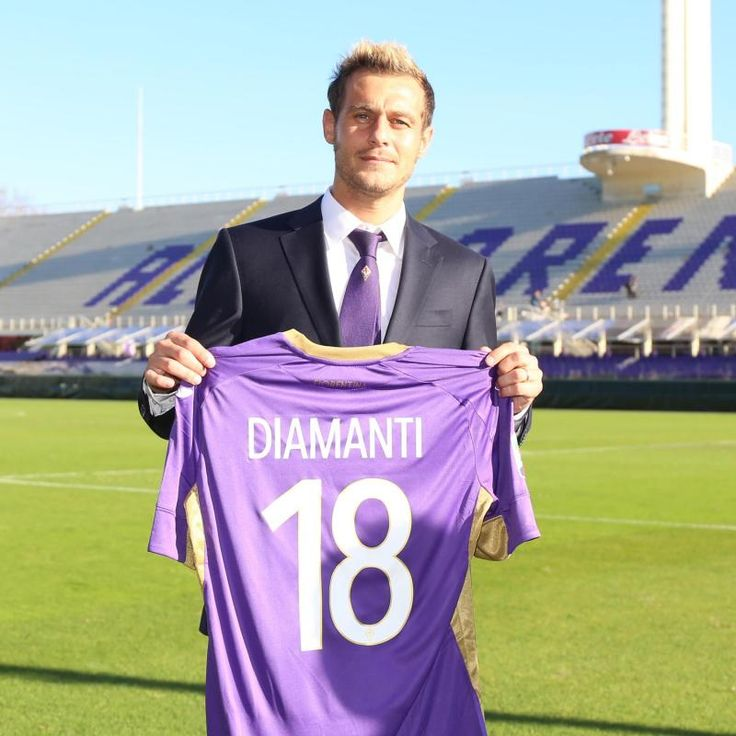"""Fiorentina, Diamanti: """"Tornare a Firenze in prima squadra è un onore. Possiamo vincere con tutti"""" - http://www.maidirecalcio.com/2015/01/12/fiorentina-diamanti-tornare-firenze-prima-squadra-e-un-onore-possiamo-vincere-con-tutti.html"""