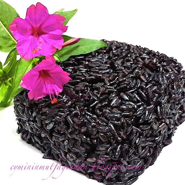 Emel'in Mutfağı: Siyah Pirinç Pilavı  ( Venero Nero Kargo Pirinç )
