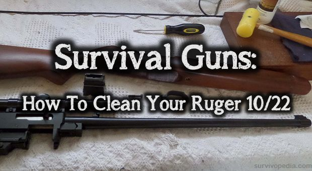 Clean your Ruger