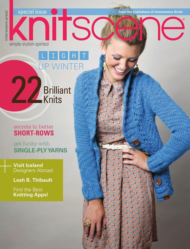 Knitscene special issue 2012 - Страна рукоделия