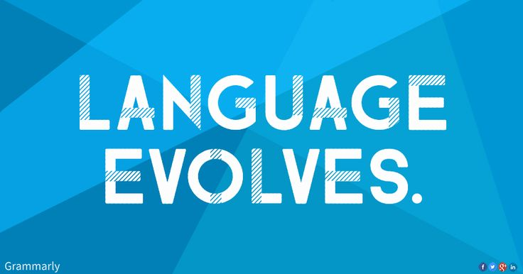 GRAMMARLY --  Hot Off the Presses: New changes to the AP Stylebook:  Language evolves.