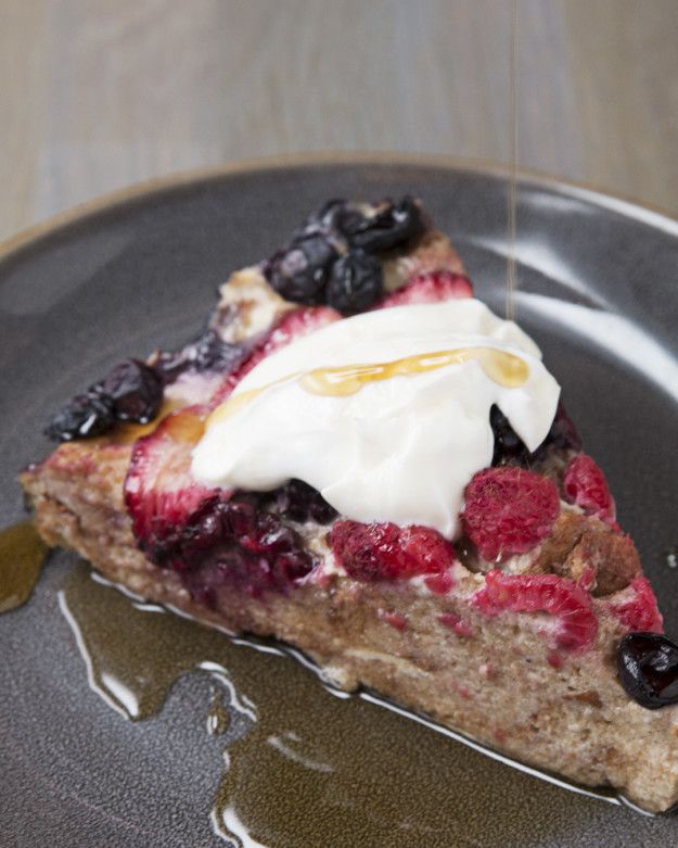 Berry French Toast Bake | This Berry French Toast Bake Will Impress All Your Friends