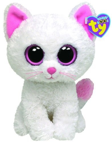 Ty Beanie Boos Cashmere The Cat by Ty Beanie Boos, http://www.amazon.com/dp/B005M2V2K8/ref=cm_sw_r_pi_dp_5-I8pb1D5C6J1