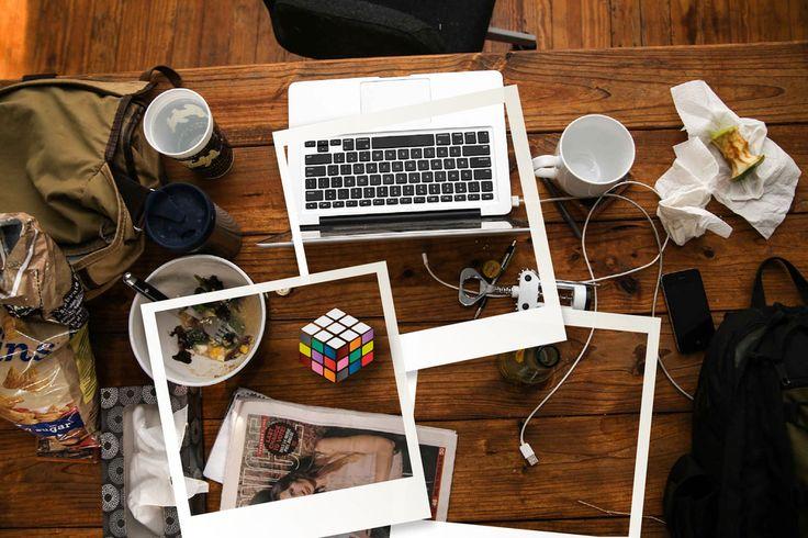 Inspiration exists but you find yourself working.' ('La inspiración existe pero te encontrará trabajando.' )  #Queretaro #Querétaro #Mexico #df #RubiqAgency #SanMiguelDeAllende #SanjuanDelRio #Picoftheday #Instagood #Office #monday by rubiq.agency
