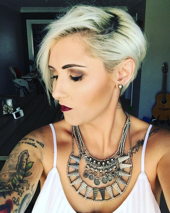 1000  ideas about blonde pixie on pinterest