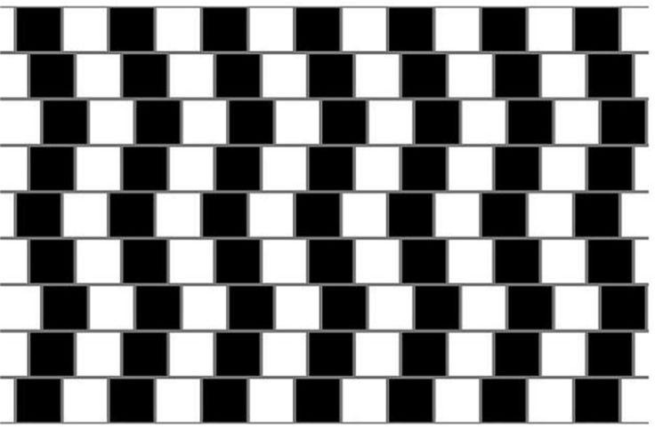 Illusioni Ottiche, parte prima: le grafiche - Condé Nast Live!