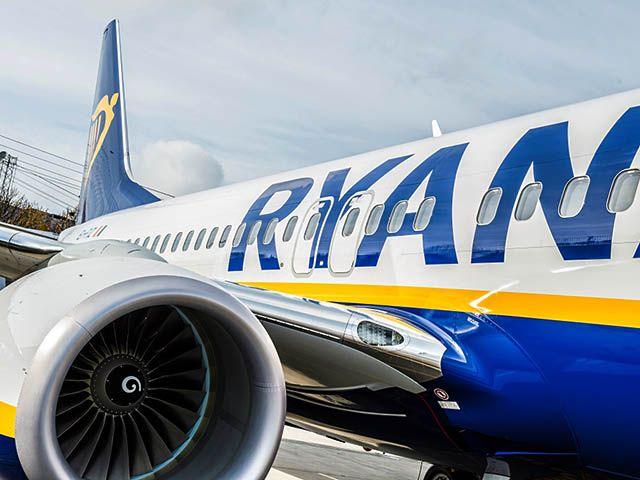 Ryanair : placement sous contrôle judiciaire et cautionnement de 5 millions d'euros