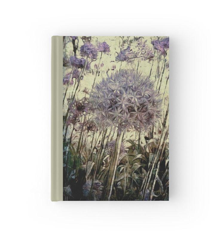 Allium Giganteum by Leslie Montgomery