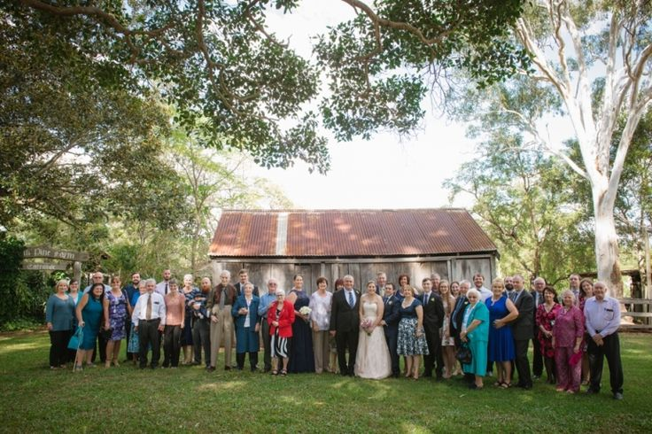 Old Petrie Town Wedding
