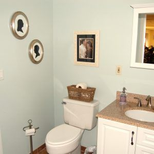 Pictures Of Decorated Apartment Bathrooms