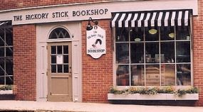 Great bookstore in Washington, CT. There's a nice cafe next door that makes killer sandwiches.