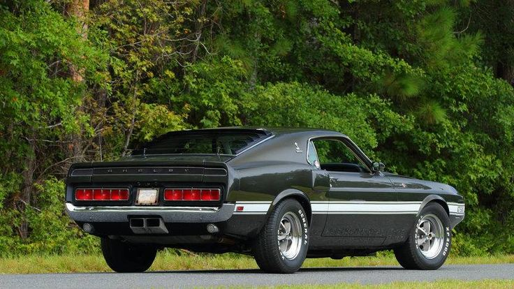 1970 Shelby GT500 Fastback at auction #1864231 | Hemmings Motor News