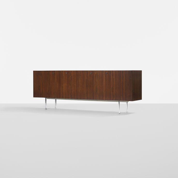 153: Poul Nørreklit / cabinet < Scandinavian Design, 8 May 2014 < Auctions | Wright