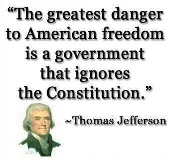 Not a Jefferson quote.  It first appeared in 2004. https://www.monticello.org/site/research-and-collections/greatest-danger-american-freedom-quotation