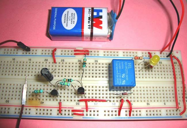 From A Pendulum Overunity Circuit Electronic Circuit Projects