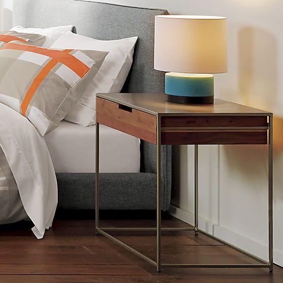 audrey nightstand | CB2