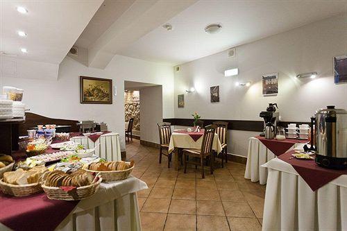 Hotel Maksymilian - Breakfast Area