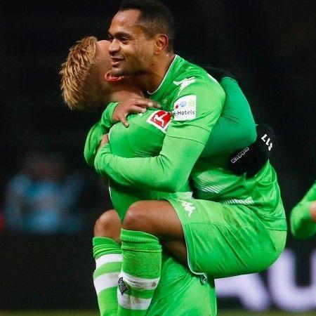 Raffael macht den Unterschied beim Spiel gegen Hertha BSC.