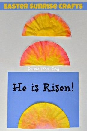 Religious Easter Crafts For Preschoolers The Best Of Sweet T Makes