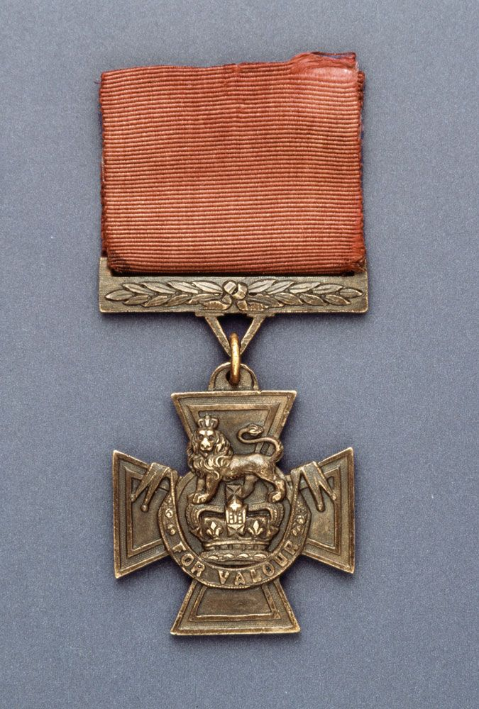 Victoria Cross awarded to Corporal Christian Schiess, 2nd Battalion, 3rd Natal Native Contingent, for gallantry during the defence of Rorke's Drift, 22-23 January 1879