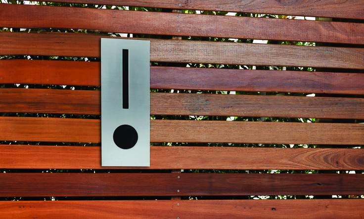 Sandleford Cobalt Fence #Letterbox #postbox #mailbox