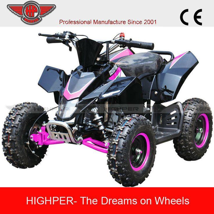 500W 36V 4 wheelers mini quad ATV for kids (ATV-8E)