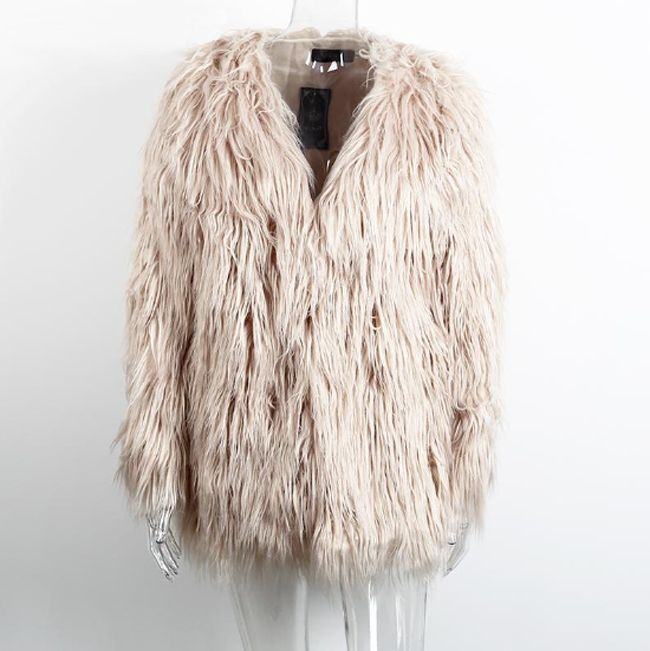 Grab our gorgeous and beautiful Isabella Faux Fur Coat in a lovely Beige shade that is super on trend and a forever trendy item that will stay in style for years to come! Made from a Long Haired Faux Fur Polyester Fabric its cosy and ideal for the Autumn time! Pair with a scarf, bodycon …