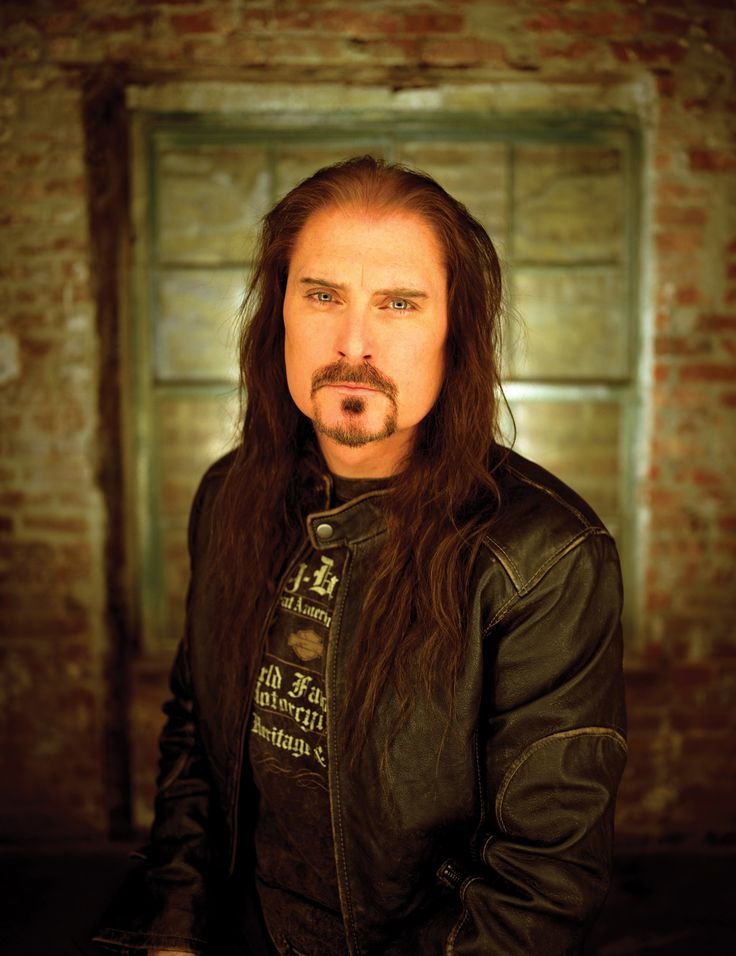 James LaBrie from Dream Theater