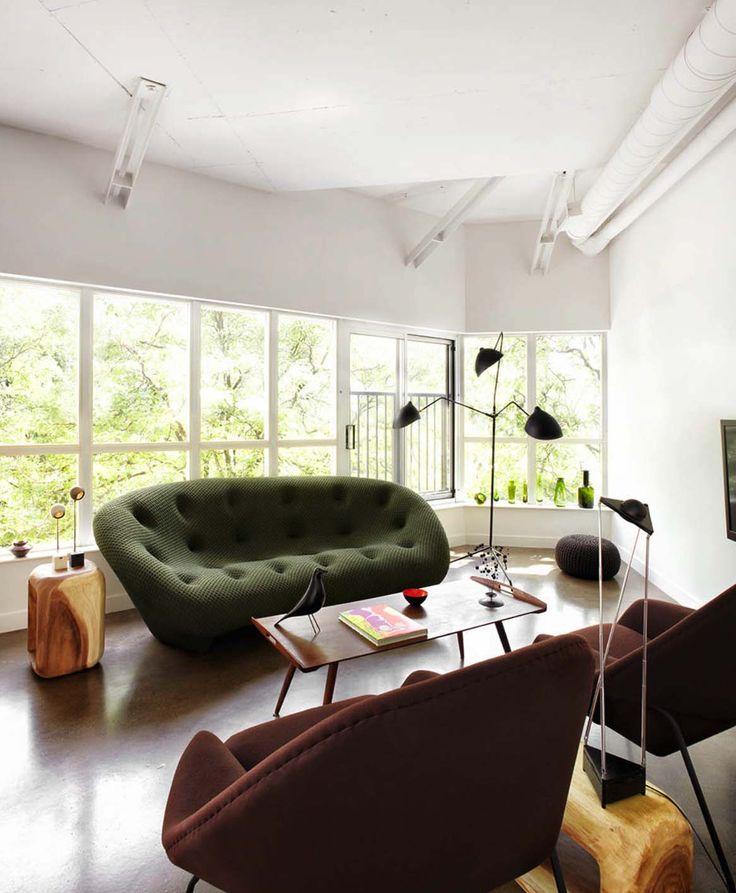 Sectional Sofas Best Bachelor pad ideas on Pinterest Loft flooring Loft plan and Bachelor pad decor