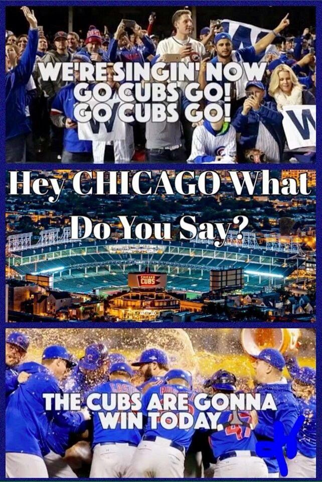 Hey Chicago, what do you say?