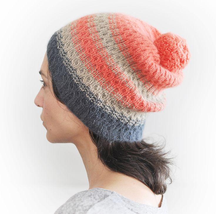 VulcanSpy Hat Pattern by La Maison Rililie